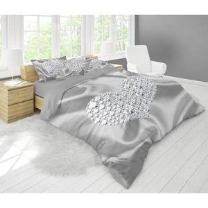 drap 240x260 achat vente pas cher. Black Bedroom Furniture Sets. Home Design Ideas