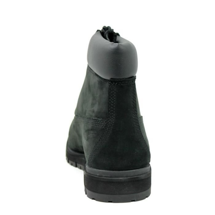 TIMBERLAND Bottines- Lacets - Nubuck - Noir - Taille - Quarante-et-un Homme Ref. 2372_23349