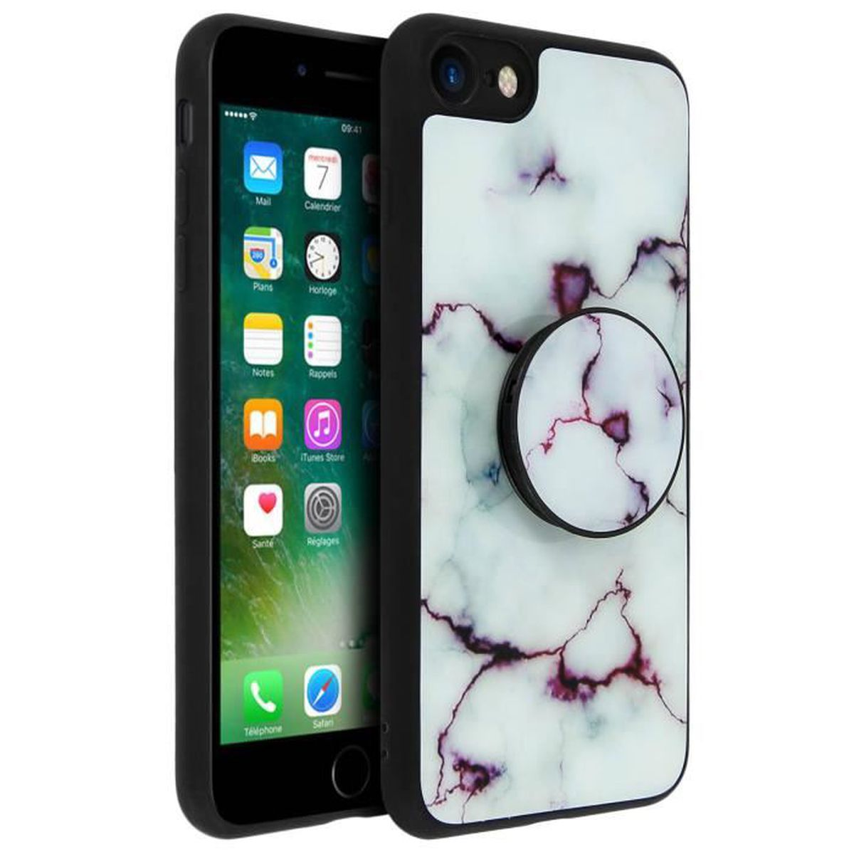 coque iphone 7 support