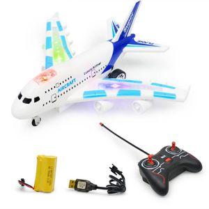 DRONE Air Bus 747 Télécommande Avion électrique Télécomm