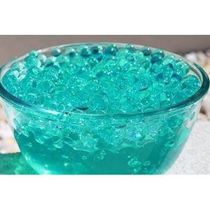BILLES - PERLES DÉCO 50G Eau Perles Aqua Cristal Sol Billes De Gel Vase