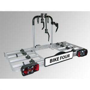 PORTE-VELO Porte-vélos sur attelage 4 vélos