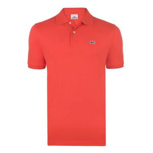 nouveau produit 8259f 01e4e Lacoste Polo Femme (3XL) Orange Orange - Achat / Vente polo ...
