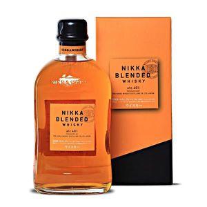 WHISKY BOURBON SCOTCH Nikka Blended Whisky:  Epicerie