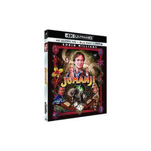 BLU-RAY FILM Jumanji [4K Ultra HD + Blu-ray + Digital UltraViol