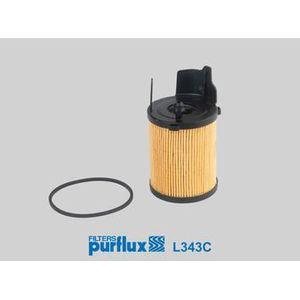 FILTRE A HUILE PURFLUX Filtre à huile L343C