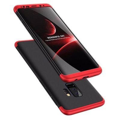 coque samsung s9 plus rouge et noir