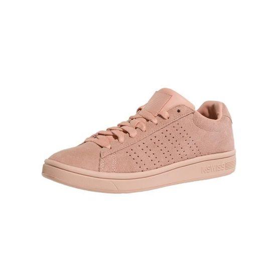 K-Swiss Femme Chaussures / Baskets Court Casper - Prix pas cher