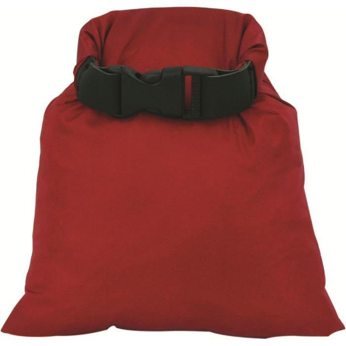 HIGHLANDER Petite Housse de Sac Étanche 1L Rouge