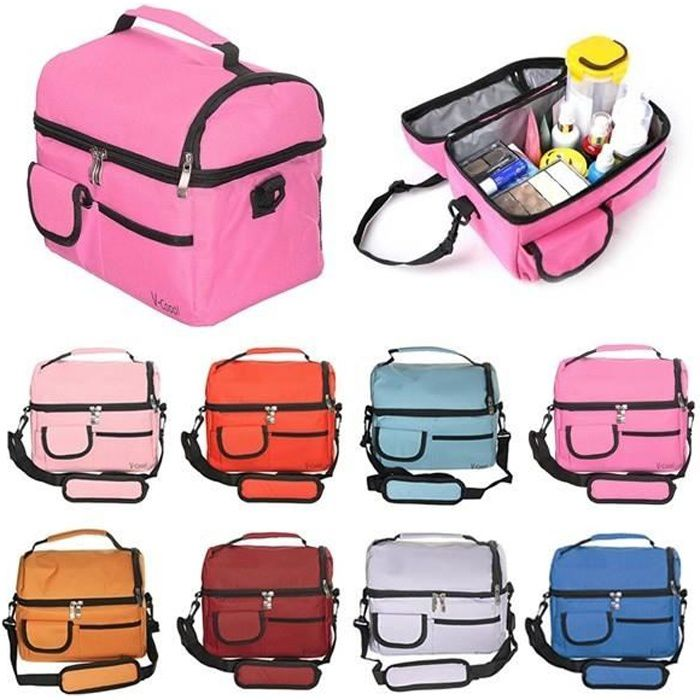 Sac isotherme thermos achat vente pas cher cdiscount - Ice bag pas cher ...