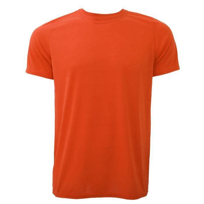 T-shirt à manches courtes Gildan Core Performance pour homme - Achat ... bf41cb2b9869