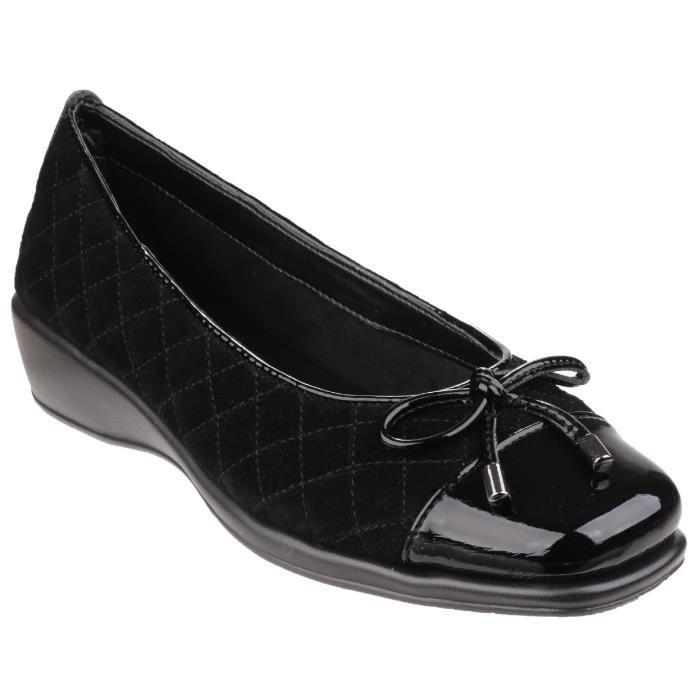The Flexx Hugees - Chaussures en cuir à talon compensé - Femme