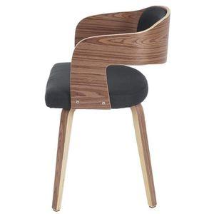 Chaise bureau bois Achat Vente Chaise bureau bois pas cher