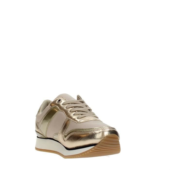 Tommy Hilfiger Sneakers Femme SAND, 36