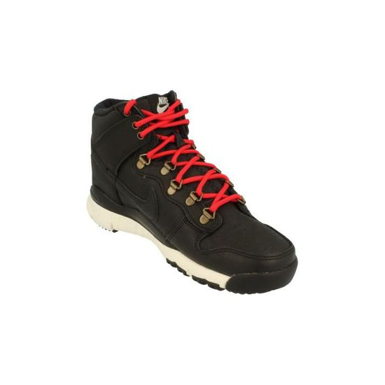reputable site 27584 80ed4 Nike Sb Dunk High Boot Hommes Hi Top Trainers 806335 Sneakers Chaussures