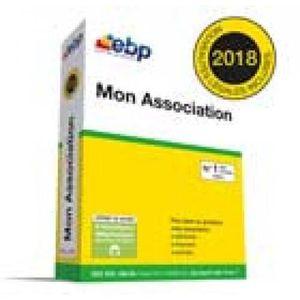 PROFESSIONNEL À TÉLÉCHARGER Logiciel Comptabilité- EBP Mon Association - 2018-