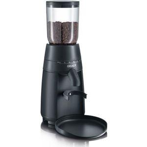 MOULIN À CAFÉ GRAEF CM702 Moulin à café électrique - Noir