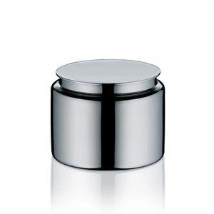 DISTRIBUTEUR DE COTON Boîte à coton en inox diamètre 11.5cm FABER-