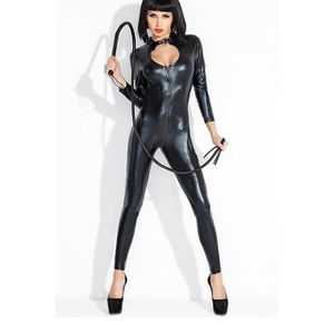 DÉGUISEMENT - PANOPLIE Halloween Costume Catsuit Catwoman Femme Sexy Late