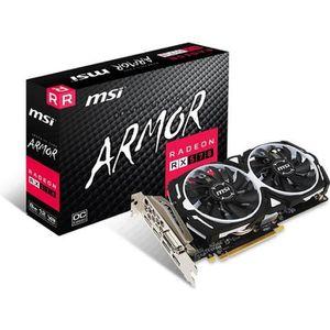 CARTE GRAPHIQUE INTERNE MSI Carte graphique Radeon RX 570 ARMOR 8G OC