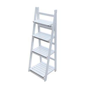etagere escalier achat vente pas cher. Black Bedroom Furniture Sets. Home Design Ideas
