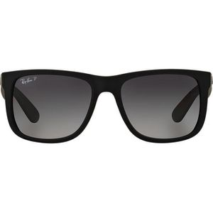 55 Ban Lunettes Justin T3 Black Rubber T Ray 622 Soleil Rb4165f De 76vYbgyf