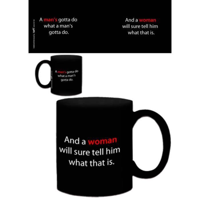 Humour À A Got Café Mug Man's Do What To Tasse 5L3S4RjqAc