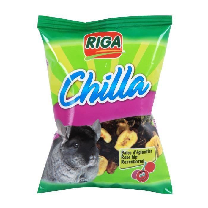 RIGA RIGA CHILLA sachet 100 g RONGEURS