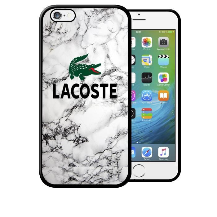 coque iphone 7 lacoste homme