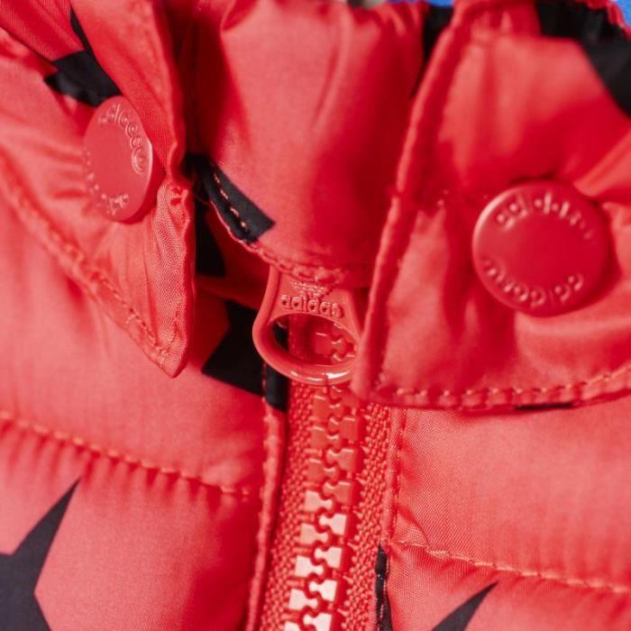 c5bc3a1fbc0fa Doudoune bébé fille adidas originals Rose - Achat   Vente doudoune ...