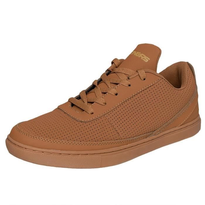DNGRS Homme Dangerous Chaussures Perforated Baskets w0UdTqx1z