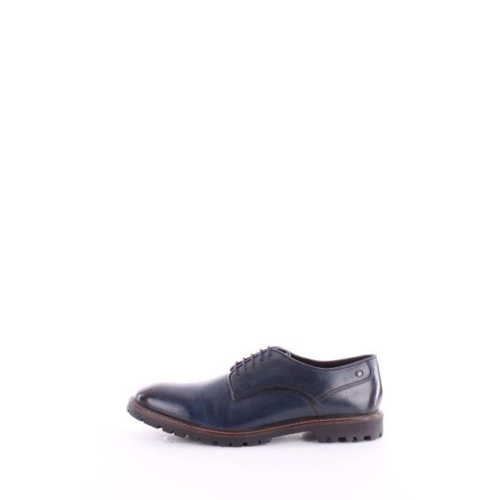 DERBY BASE LONDON Chaussures de ville Homme BLEU