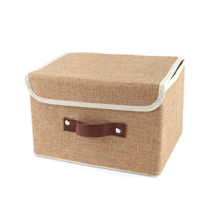 Serviette En Coton Livre Chaussettes Porte Papier Boite Rangement