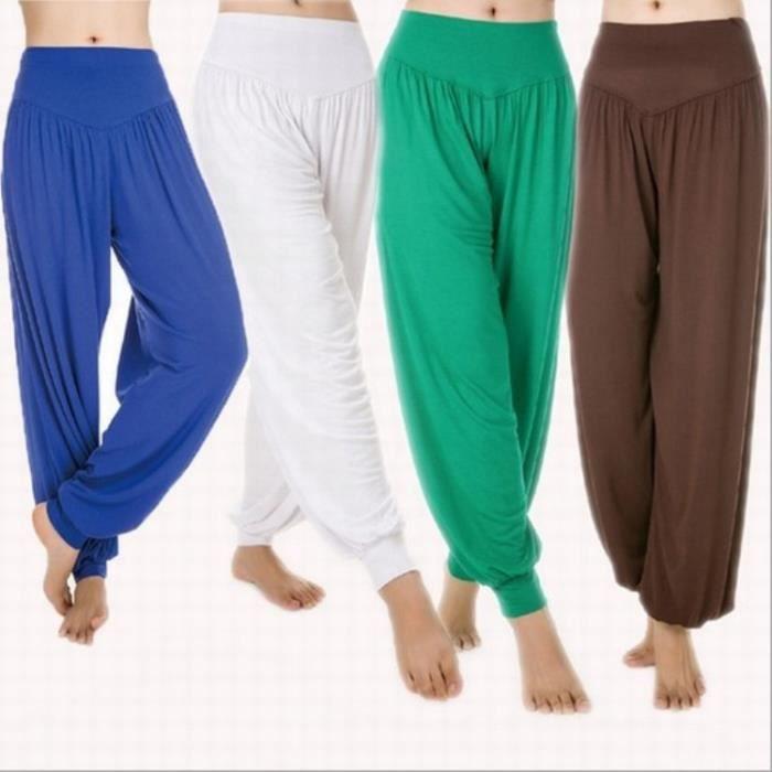 Vrac De Yoga Confortable Femme Stretch Nik Pantalon D9IWHE2