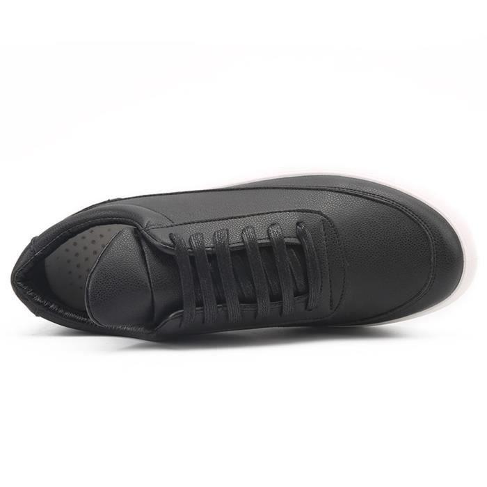 Chaussures Hommes Ultra Hommes Léger Espadrille WYS Comfortable XZ024Noir44 wTI4Xq