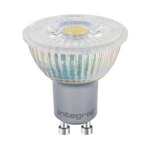 INTEGRAL LED Ampoule spot GU10 280lm 3,6W équivalent ? 35W