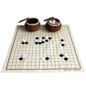 ACCESSOIRE MULTI-JEUX Go Jeu d'échecs Sets fantastiques Jeux de société