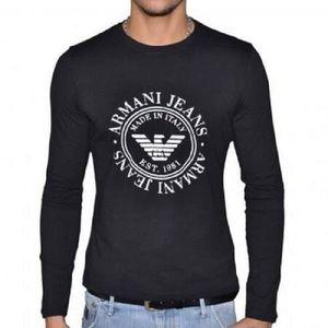 1be6b2306c7a T-shirt manches longues armani homme - Achat   Vente pas cher