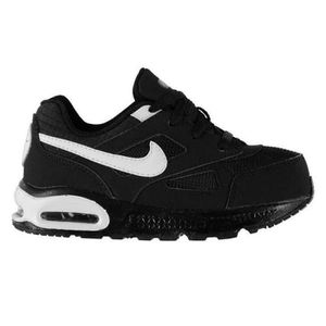huge selection of 9e854 68f96 CHAUSSURES MULTISPORT Baskets Nike Air Max Bébé Noires et Blanches