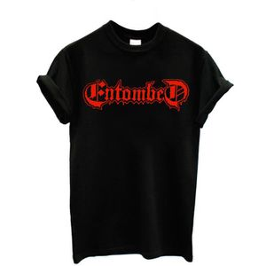 T-SHIRT T-shirt Homme -  Entombed T-shirt con stampa rock
