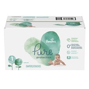 COUCHE 175 Couches Pampers Pure Protection taille 1