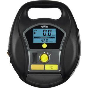 COMPRESSEUR AUTO RING Compresseur d'air rechargeable digital automa