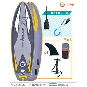 STAND UP PADDLE SUP Zray SNAPPER 9'6
