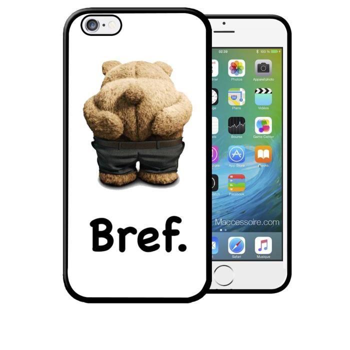 coque iphone 6 parodie