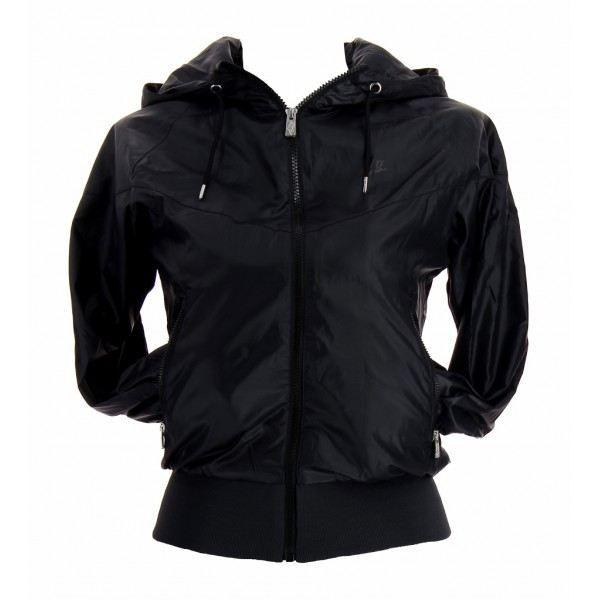 4560bb03d7e4f Veste Nike Windrunner - 341297-038 Noir Noir - Achat   Vente coupe ...