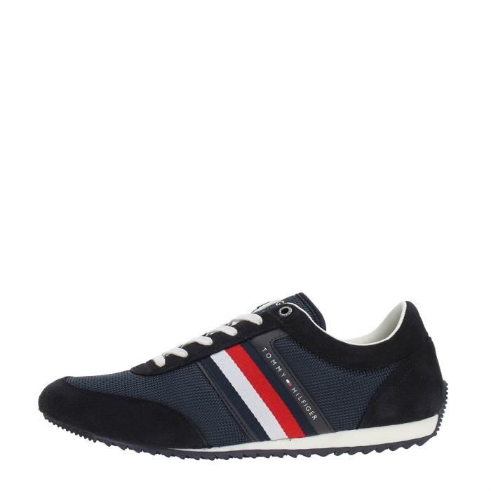 Tommy Hilfiger Sneakers Homme MIDNIGHT, 41