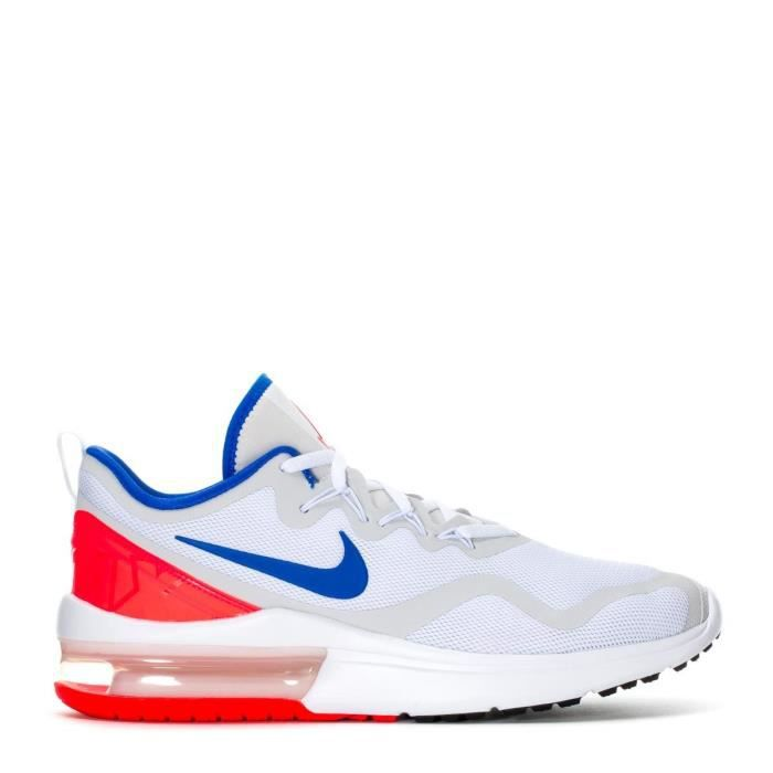 huge discount 13f27 06023 BASKET Nike Air Max Fury GS Chaussures enfants blanc bleu