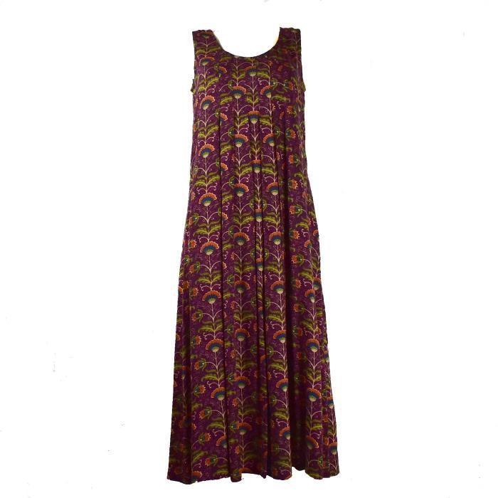 La Boutik de Satyam - Vanua Robe Longue Viscose I 1894130fc907