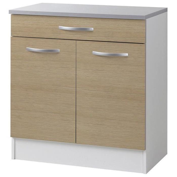 meuble bas cuisine profondeur 47 cm - achat / vente meuble bas