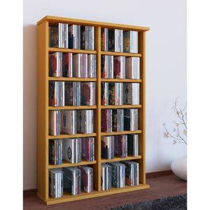 tour de rangement dvd achat vente pas cher. Black Bedroom Furniture Sets. Home Design Ideas